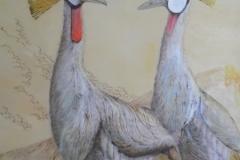 African-CrownedCranes